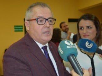 Rafael López, delegado de Salud en Huelva