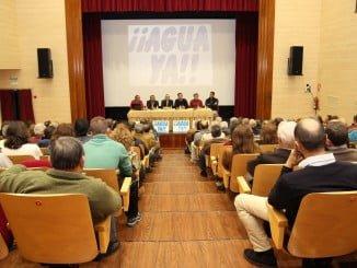 Asamblea en Bonares