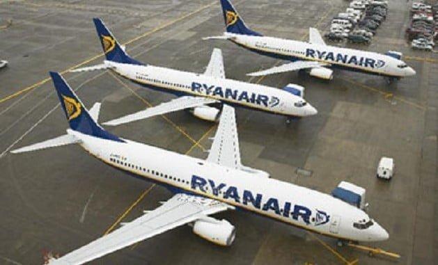 Ryanair  expresa su incertidumbre  sobre el futuro de sus vuelos entre el Reino Unido y Europa por el brexit