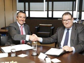 Firma entre CaixaBank y CEHAT