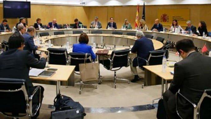 Celebración de la Conferencia Sectorial de Comercio Interior