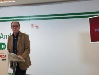 """Díaz Trillo considera que los PGE """"abandonan"""" a Huelva"""