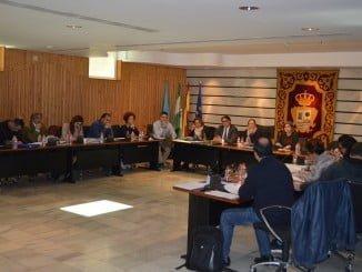 Aurora Aguedo presentó una providencia para rebajar la zona ORA en el municipio de Punta Umbría