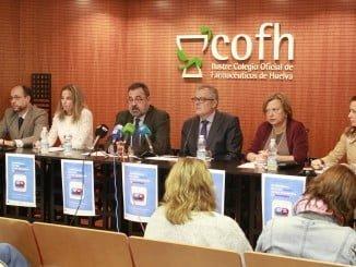 rueda de prensa para presentar la campaña