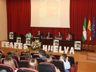 Inauguración del Congreso de Salud Mental que se celebra en la Facultad de Enfermería de la UHU