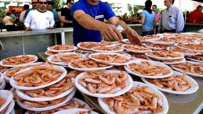 La feria gastronómica de Punta da valor a los productos del mar y al sector pesquero