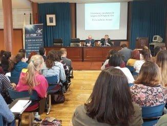 Seminario  de Lengua en la Universidad de Huelva