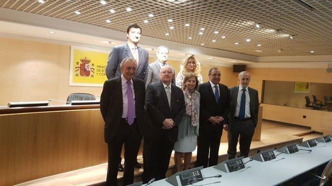 García Izquierdo dedicó el galardón a las pymes onubenses