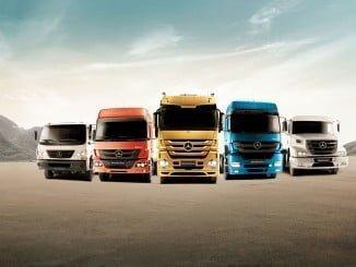 Subieron las ventas de camiones y autobuses en el mercado europeo, sobre todo gracias al empuje del mercado español