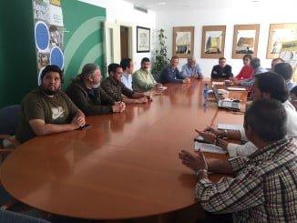 Reunión de la empresa pública Tragsa