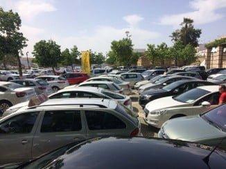 La exposición de Valverde ha reunido 300 vehículos de las marcas y modelos más actuales