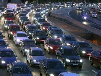 Se prevén algunas caravanas, por lo que recomienda extremar la precaución
