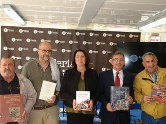 La UHU ha dado a conocer sus novedades editoriales en la Feria del Libro