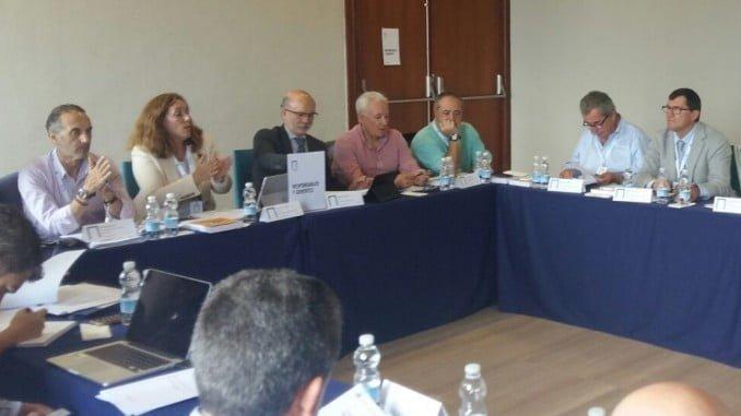 Reunión de Ágora, que esta ocasión se celebra en Cádiz