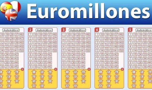 Mañana, el mayor bote del año en el euromillón