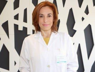 Doctora Teresa Serrano, endocrina de la Policlínica Gipuzkoa