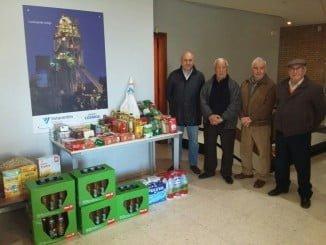 Numerosas organizaciones y empresas colaboran con el Banco de Alimentos