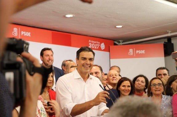 La ex alcaldesa de Isla Cristina, Maria Luisa Faneca, es la cabeza visible en Huelva del modelo de partido de Pedro Sánchez.