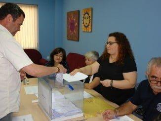El resultado electoral, al final, se hizo con la normativa del 2011.