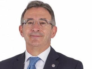 Paco Ruiz, en su foto de campaña.
