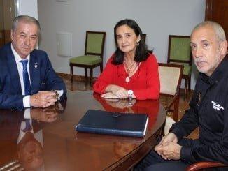 Reunión para analizar el balance de seguridad de esta semana Santa en Huelva