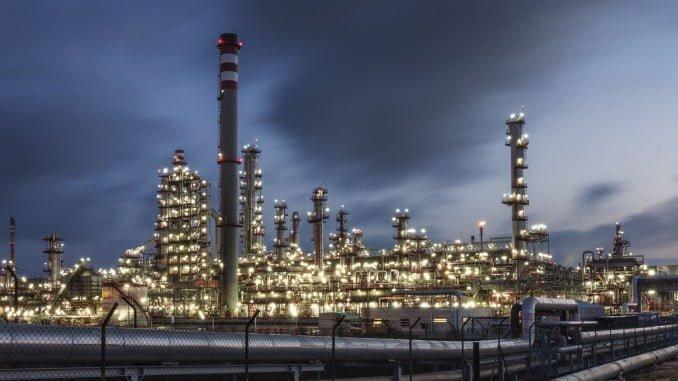 Industrias químicas en Huelva