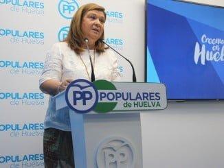 Carmen Céspedes pide inversiones para infraestructuras y personal sanitario