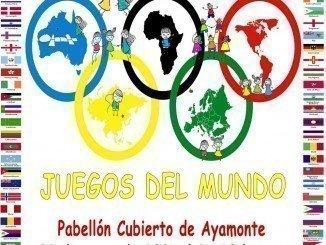 Cartel anunciador de la clausura de las Escuelas Deportivas de Ayamonte