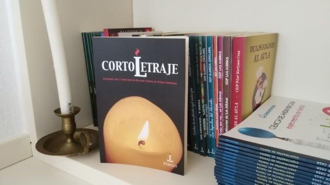 'Cortoletraje' recoge 37 historias presentadas al I Concurso de Relatos Cortos de Pábilo Editorial