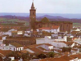 La mina de La Zarza en la que se ha producido la fuga está en el término municipal de Calañas
