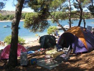 Las pernoctaciones en campings registran en abril un aumento del 62,2% respecto al mismo mes de 2016