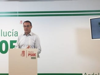 El secretario general del PSOE de Huelva se muestra satisfecho por los resultados del congreso provincial