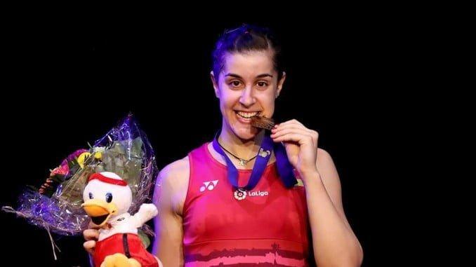 Carolina Marín suma un premio más a su laureada carrera profesional