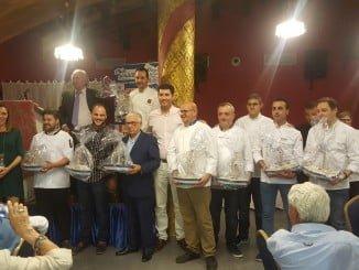 La cena, organizada por el chef José Duque, reunió a cinco cocineros de la provincia