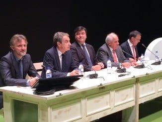 En la inauguración del congreso han estado presentes Rodríguez Zapatero y Ernesto Samper