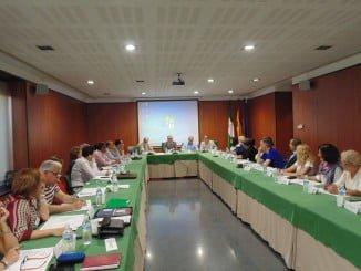 Reunión del Consejo de Salud de Área