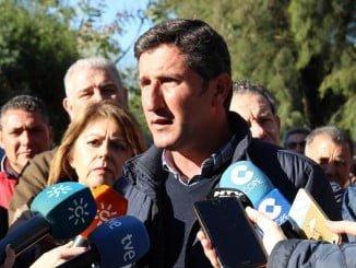Cristóbal Picón, representante de Frutas y Hortalizas de Cooperativas Agro-alimentarias en Huelva