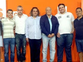 La nueva Junta Directiva de Ciudadanos en Punta Umbría