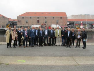 Aiqbe ha participado recientemente en la Asamblea General de la Plataforma de Promoción de Parques Químicos Europeos (ECSPP)