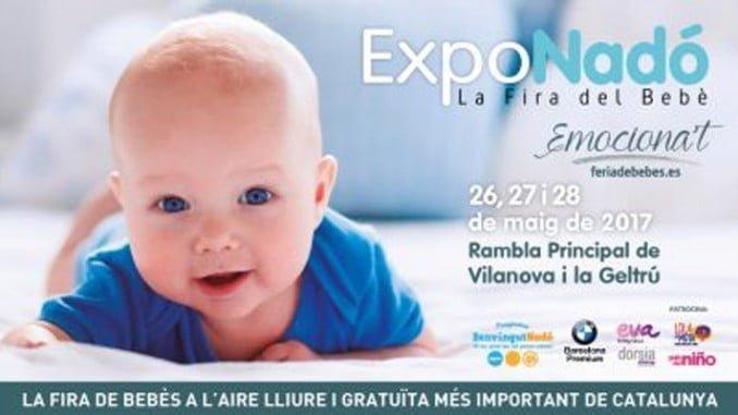 Cartel de la nueva edición de esta importante feria de bebés