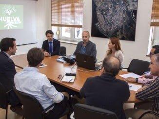 El pasado 27 de abril se celebró una reunión en la que quedó conformado el equipo de jefes de servicio del resto de áreas implicadas en la ejecución de la EDUSI