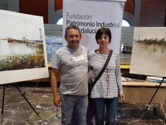 Cristina Díaz y Fernando Wilson, ganadores de la cuarta edición del certamen