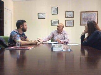 Las propuestas de García Machado pretenden fomentar la la empleabilidad de los alumnos de la UHU