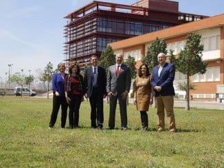 """García Machado, junto a su equipo, propone un parque científico """"bien dimensionado"""""""