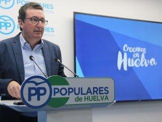 González (PP) se muestra satisfecho del trabajo hecho por su partido en cuanto a empleo