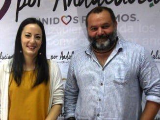 Isabel Franco y Rafael Sánchez Rufo