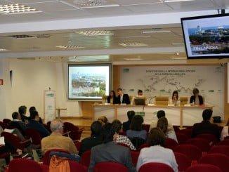 La jornada se celebró en la sede de Extenda en Sevilla