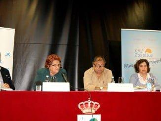 La alcaldesa de Isla Cristina ha presidido el acto de presentación de la EDLP
