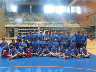 130 niños de entre 7 y 11 años han participado en la Liga de Minibasket