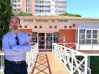 Miguel Ángel Gallego, portavoz de Izquierda Unida en el Ayuntamiento de Punta Umbría
